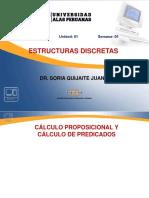s1b Estructuras Drsoria Log2