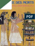 Le Livre Des Morts Egypte