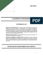 La Guerra No Convencional ATP 3-05.1 2013