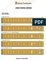 Chords Diagrams Closed.pdf