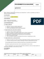 PQ 005 - Estrutura Organizacional