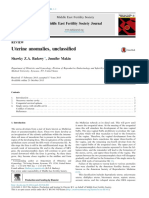 Uterine anomalies, unclassified.pdf