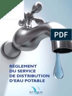 Reglement Service Distribution