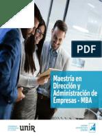 MBA Premium Unir