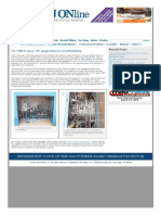 25-MW Frame 5P Upgraded to Profitability