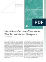 Chapter4 Mechanism of Action of Hormones That Act on Nuclear Receptors