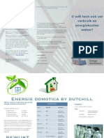 Energie Domotica by Dutchill
