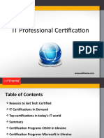 IT Professional Certification