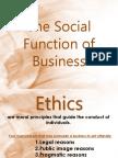 Lesson 2 Business Ethics