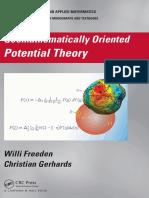 Geomathematically Oriented Potential Theory 1439895422_Geomathematicallyrj