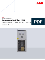 2GCS211018A0070_Manual Power Quality Filter PQFI