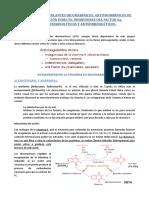 Tema 28. Anticoagulantes Dicumarínicos