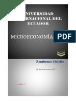 Tarea 3 Microeconomia
