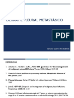 [20] Derrame Pleural Metastasico