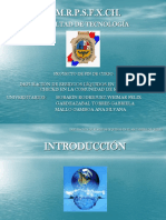 DEPURACIÓN DE RESIDUOS LÍQUIDOS EN EL MATADERO DE CHICKIS EN LA COMUNIDAD DE K'HOCHIS