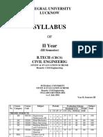 BTechCE3SemSyllabus