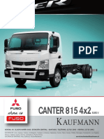 Canter 815 4x2