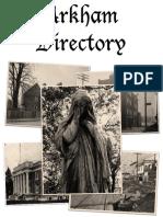 Arkham Investigator Directory v2 - Print Friendly US Letter