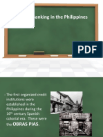 History of Banking in the Philippines