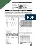 Class10 Science IOS Sample