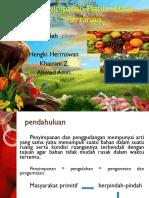 Penyimpanan hasil pertanian