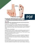 5 Puntos de Reflexología Para Ayudar a Bajar de Peso