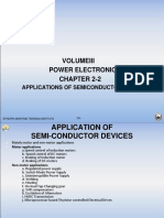 41-5 Iind Ed Ece Pwr Electronics Ch 2-2 Apllications of Semiconductor Devices