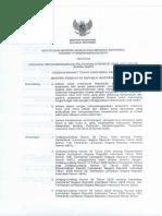 336957925 KMK No 1778 Ttg Pedoman Penyelenggaraan Pelayanan ICU Di RS PDF