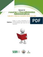 Políticas y Procedimientos Administrativos CAFE