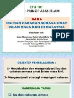 Kuliah 13 - Isu Dan Cabaran Umat Islam1