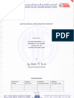 Port Saeed Second Soil Investigation Report(by Technical Labrotary) (1)