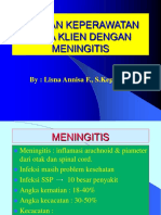 Askep Meningitis