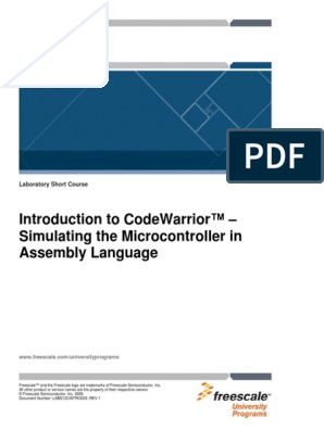 Assembly and C Programming for the Freescale HCS12 Microcontroller Software and Hardware Engineering
