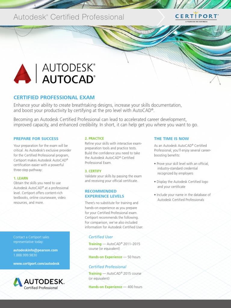 Acp Autocad   Auto Cad   Autodesk