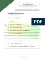 3.4 Ficha de Trabalho - Present Continuous (3) (1)