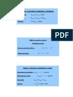Formulario Volumes