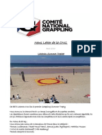 Newsletter CNG Septembre 2010