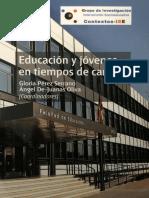 Libro Educacion y Jovenes