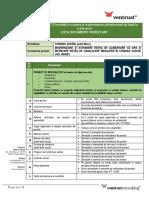 Lista Documente 7.2 SUSENI Apa Canal