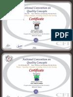 7429 EAGLE Certificate