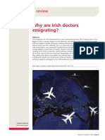 Doctors Leaving Ireland