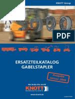 Ersatzteilkatalog_Gabelstapler_2009