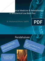 The Role of Physical Medicine & Rehabilitation in LBP.pptx
