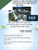 Cac Loai Hinh TD Nho - Tac Dong Do TK & VH