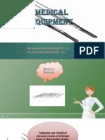 Medical Equipment Steril