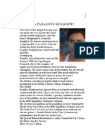 Deepikka Padakone Biography