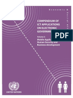 Compendium on Knowledge Base of  ICT Applications for Public Service - Volume II