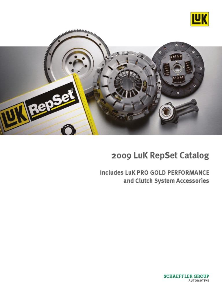 LuK LFW166 Flywheel