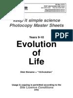 18.Evolution 2