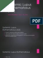 Systemic Lupus 05122016